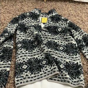 soft quarter up sweatshirt
